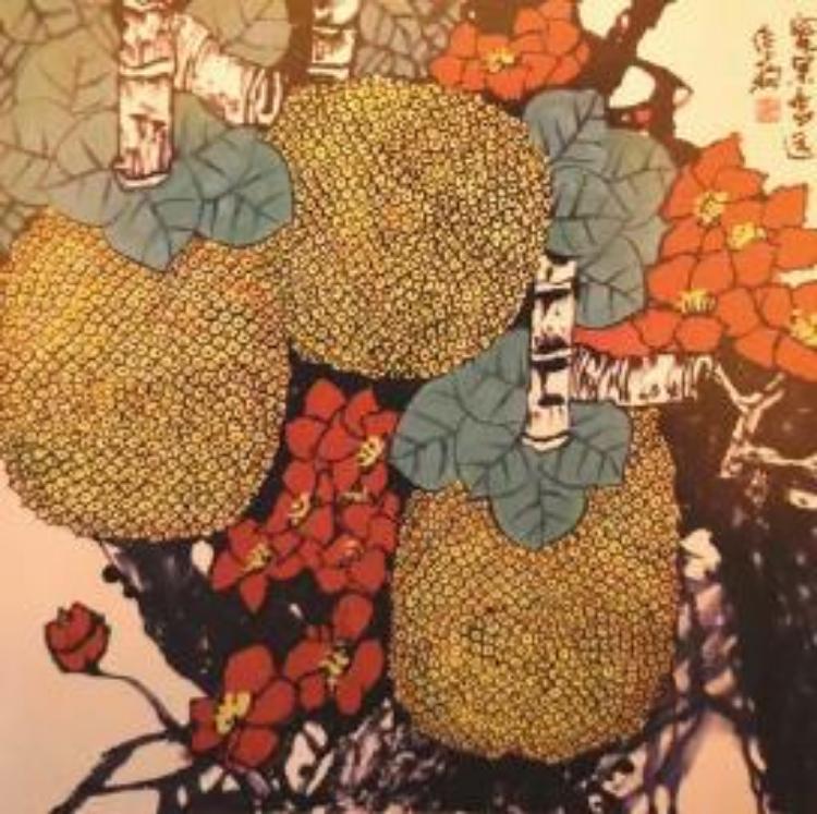 黄信驹历史题材油画综述:波普艺术的同构者
