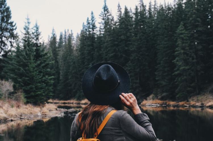 纵使风景美丽,一个人也自由自在