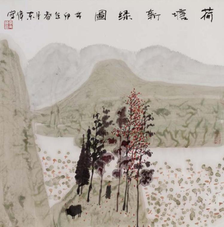 李东伟:都市与山水幻象