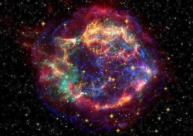 曾统治宇宙的暗能量或只是人类幻觉 宇宙统治者另有其物