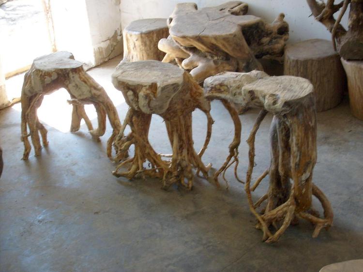 一根一木一轮回,一雕一琢一世界,根雕创作的六个基本步骤!