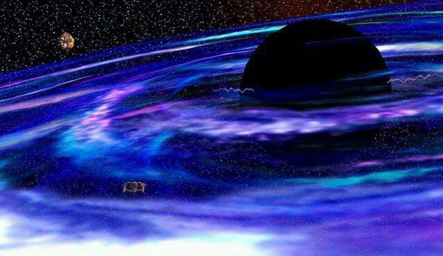 银河系内现20余个流浪黑洞, 走到哪吃到哪, 不排除地球