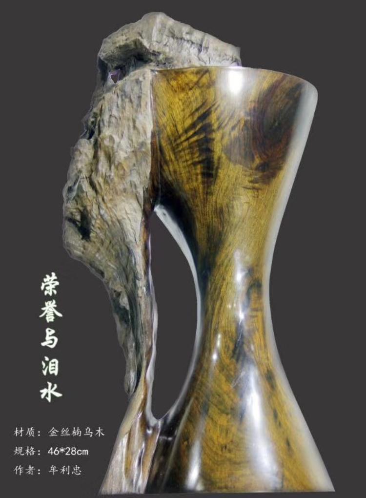 觅自然之美,饮造化之源——谈三峡阴沉木的审美与收藏