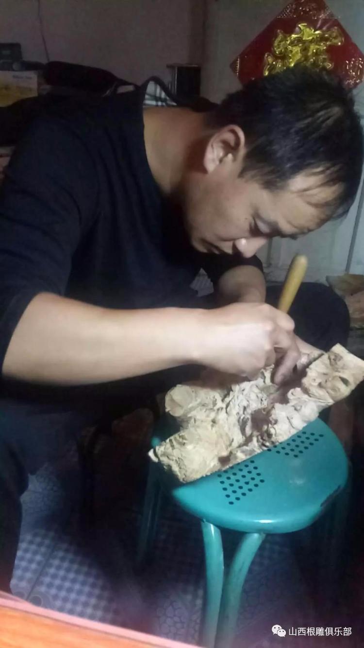 """""""太行寻根人""""系列之十九胡晓鹏"""