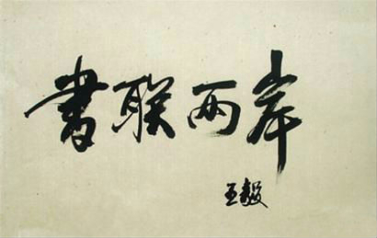 王毅书法欣赏,网友:字如其人,正气冲天