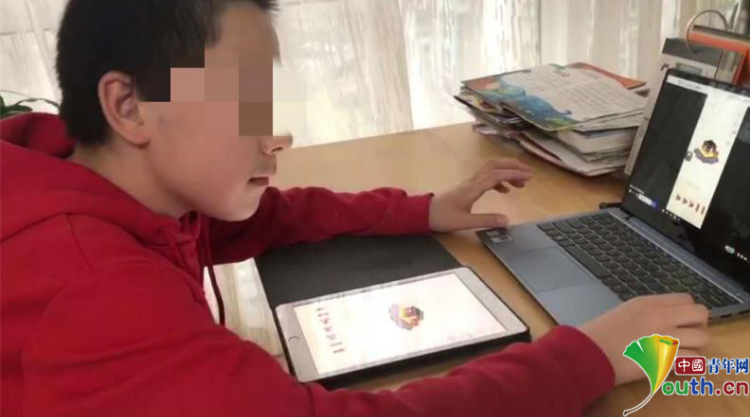 """社工们的""""助学""""战疫:为了孩子们的一堂网课"""