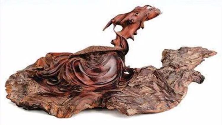 穿越时空!寻根溯源!中国根雕文化的历史!