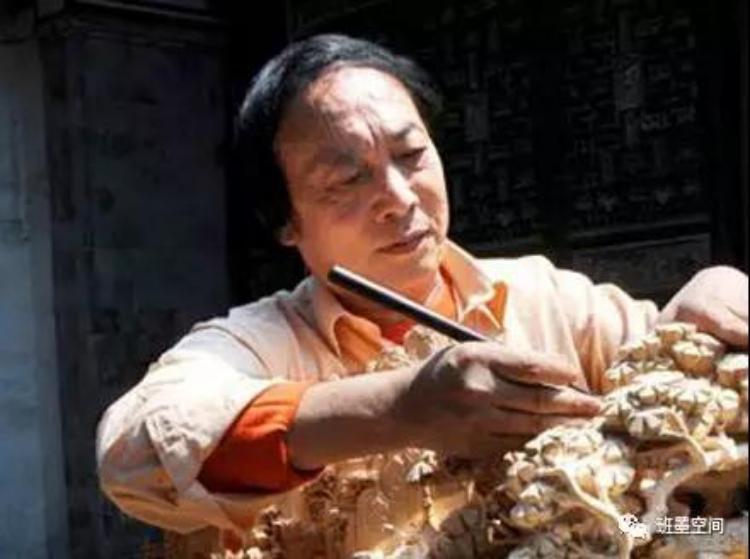【中国工艺美术大师 — 冯文土】为木雕生 为木雕活