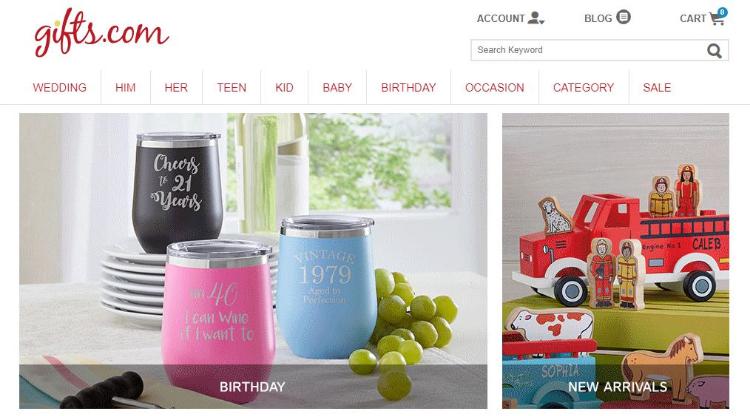 礼物对应域名gifts.com超1.26亿元被拍卖成交 liwu.com持有方为名扬控股
