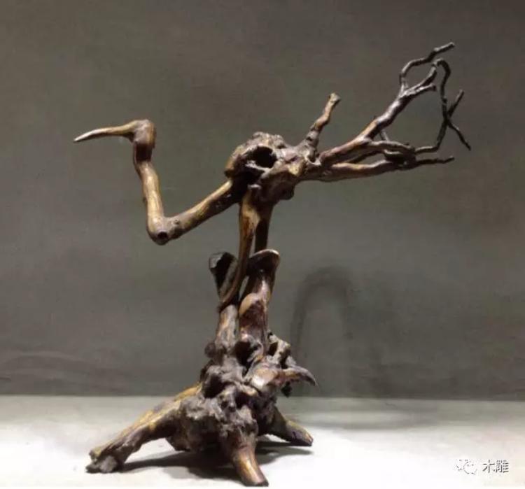 根雕与雕根本就是两回事,你知道吗?
