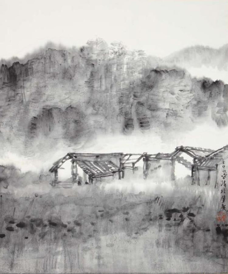 卢小根艺术之路:红尘遍历,方得自在