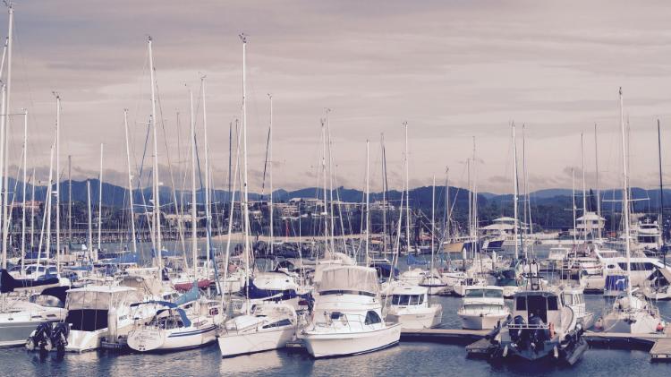 港口码头风景