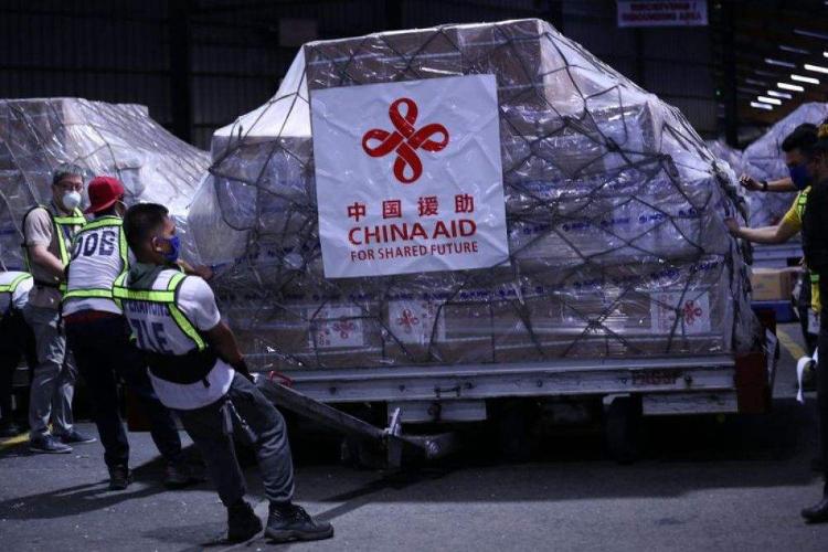 中国向阿塞拜疆提供抗疫物资