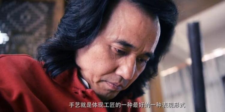 以刀为笔,以木为缣,他将中国风建构于原木之上!