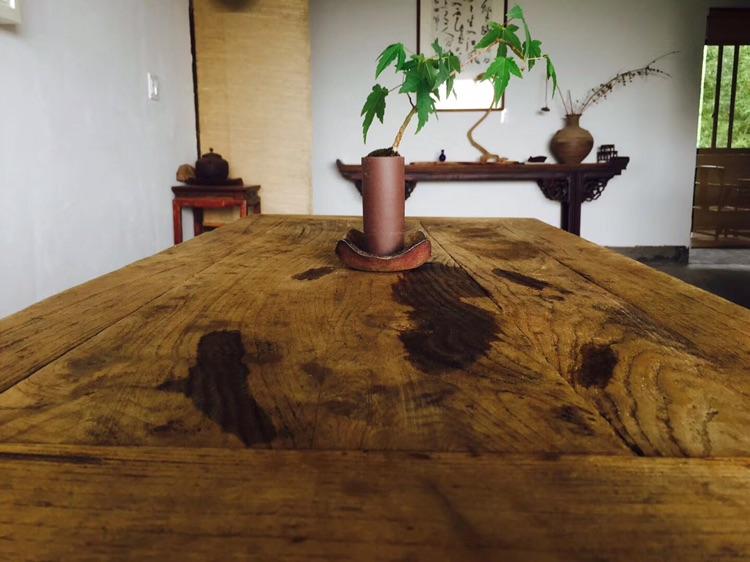 一室一木一雅致
