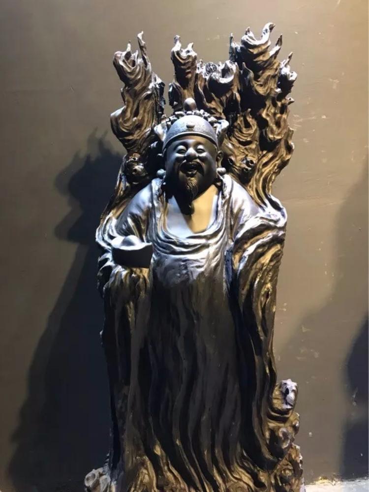 灵尊之木——久经千年洗礼的阴沉木!