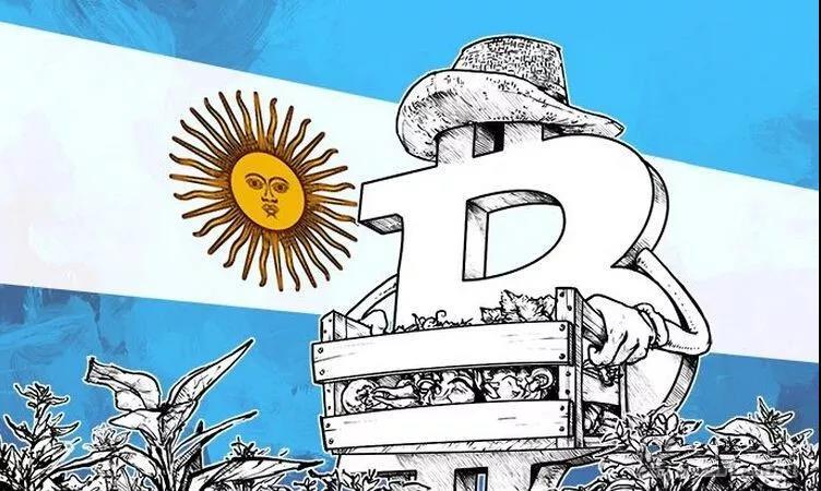 法币与比特币的对决:阿根廷通货膨胀,老百姓 All in 比特币