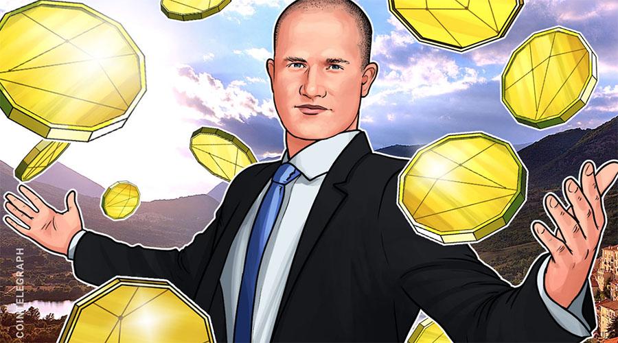 Coinbase首席执行官称,新的十年将见证隐私币的主流化