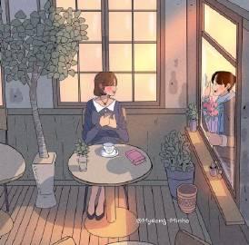 """""""感动代替不了感情,念旧也回不到曾经"""""""