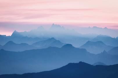 位于西雅图东南端的Mount Rainier国家公园