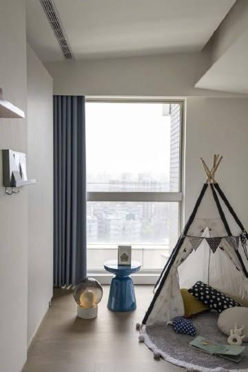 142㎡简约舒适的家~ #家居装修#