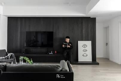 黑白简约 #家居装修#