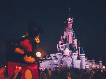 要和喜欢的人看一次迪士尼的烟花🎆