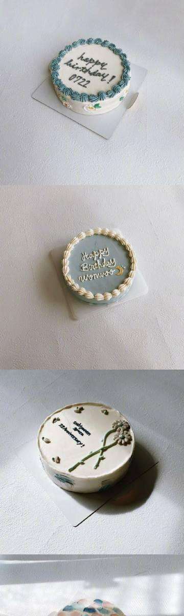 想收到这样的蛋糕