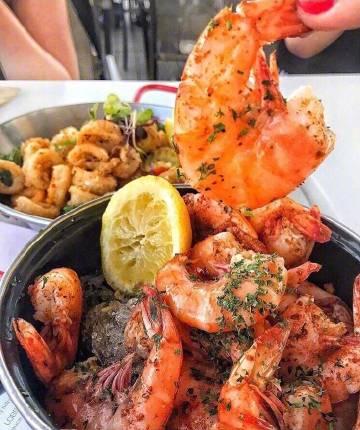爱吃虾的请举手 🦐