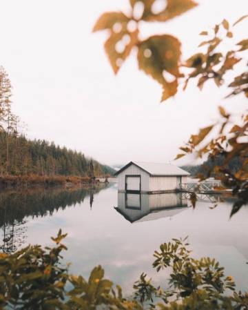 理想中的秋天生活 