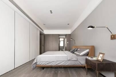 168 ㎡三居,简约大气,稳重质感~ #家居装修#