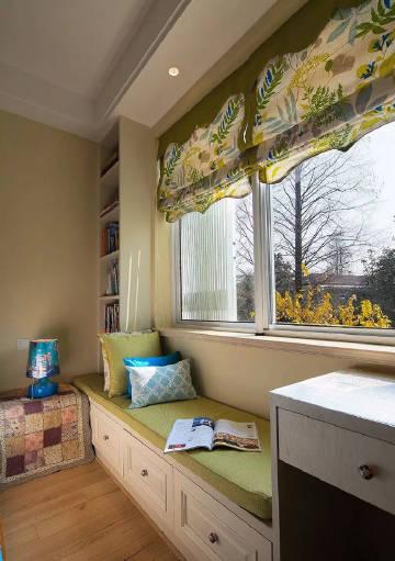 飘窗做收纳,房子又实用了几个平方!