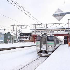 这个冬天,一起去北海道看雪吧