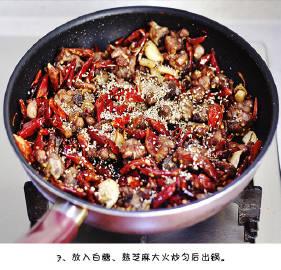 【辣子鸡】辣椒在前,鸡肉在后,吃一口就停不下来!
