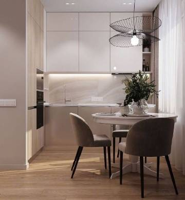 单身公寓,小而美~ #家居软装#