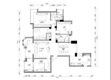 158㎡简约美式 #家居装修#