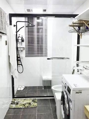 一家3口住83平,却拥有四室一厅#装修这件事#