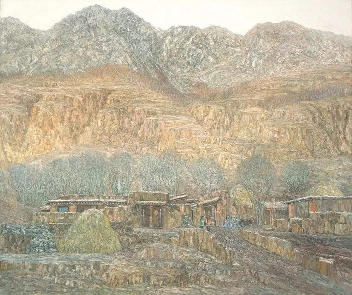 曹正海油画作品展