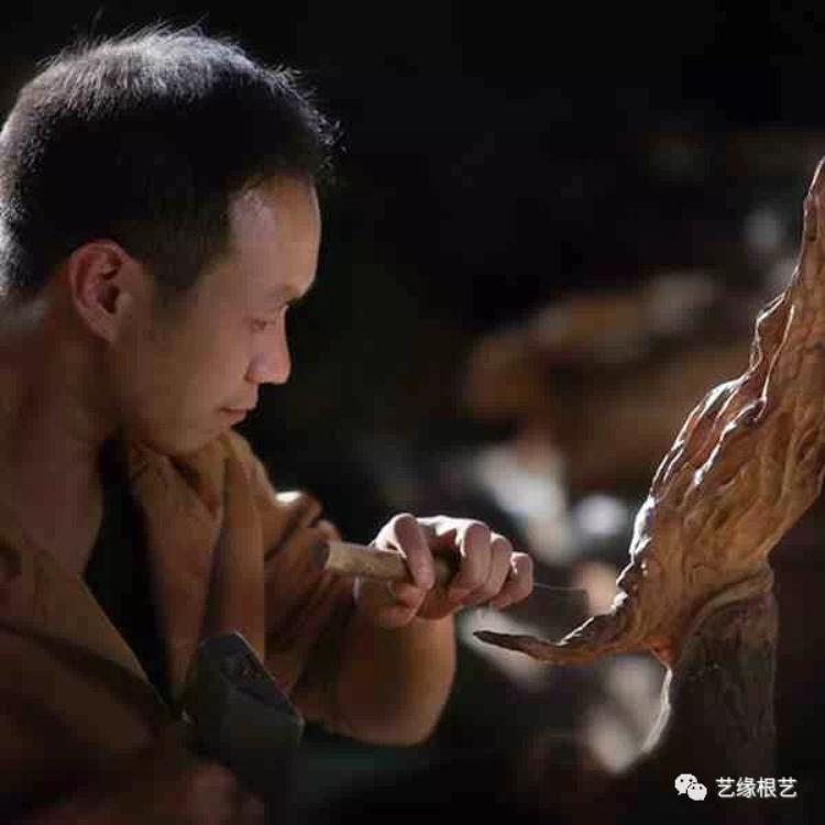 艺缘嘉木——根雕艺术大师陈兴先生访谈