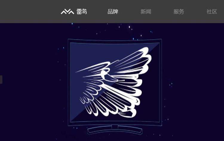 雷鸟启用重金收购域名leiniao.com 名扬出品 获腾讯京东7.5亿元B轮融资